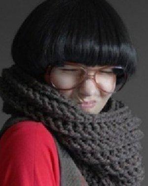 2015最显瘦女生短发 学院风萌系蘑菇头短发