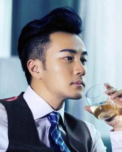 刘恺威帅气短发盘点 飞机头最显绅士魅力