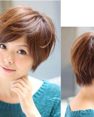 2015女生发型 16款短发换季也流行