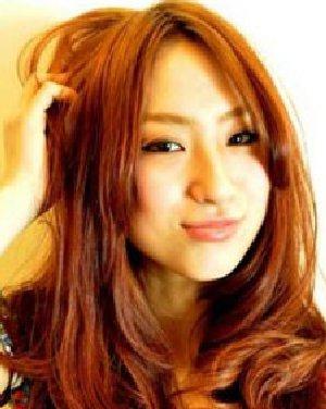 圆脸女生适合的发型图片 巧用刘海修颜塑V脸