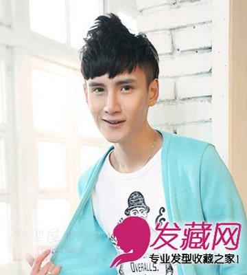 个性的男生短发发型大全 打造潮流新时尚(2)图片