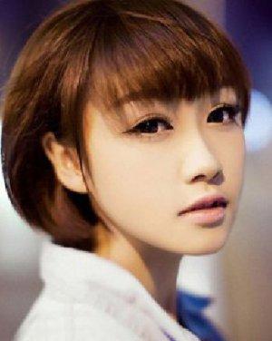 2015冬季女生发型 短发甜美俏丽最时尚