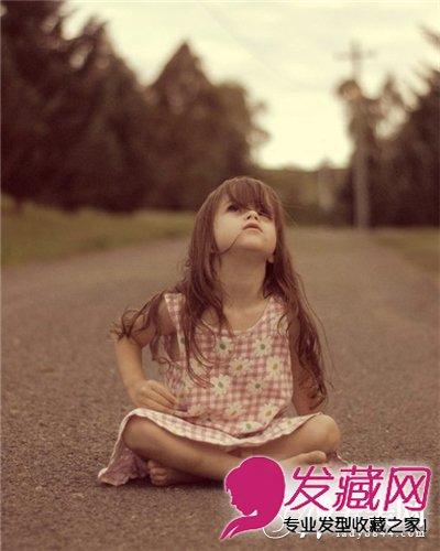 百变儿童发型pk 俏皮可爱变萌妹子(3)