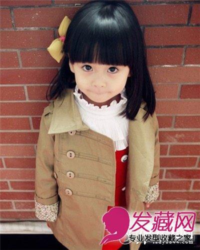 百变儿童发型pk 俏皮可爱变萌妹子(6)