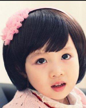 小女孩发型设计 化身可爱小公主发型图片图片