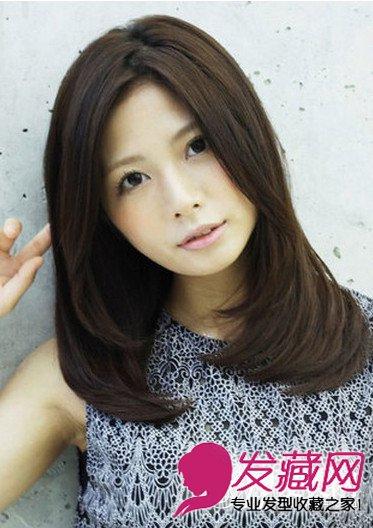 女短发烫发发型_【图】女生中发发型 陶瓷烫发发型设计(4)_烫发发型_发藏网
