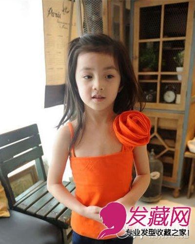 小女生发型 打造活泼可爱小公主(5)
