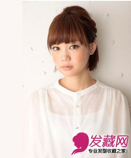 【图】公主发型图片推荐 气质迷人更甜美(4)_女生短发