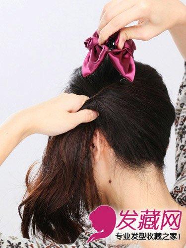 高马尾怎么扎 →公主头 马尾辫 夏季怎么扎头发好看 →2款升级版高图片