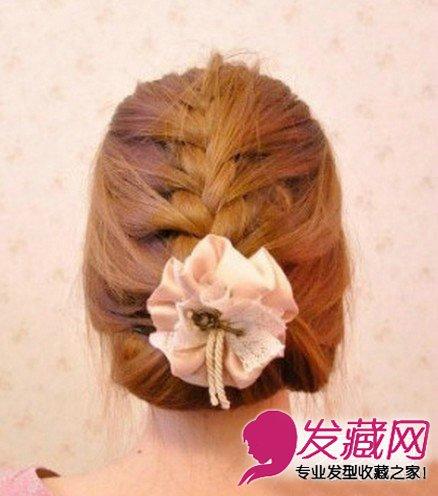麻花辫编发大全 清新可爱女生发型图片
