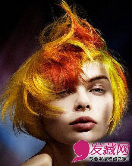 韩式中分中短发发型 8款中分短发甜美最瘦脸