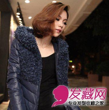 2015清爽个性女生短发发型 时尚减龄最流行(5)图片
