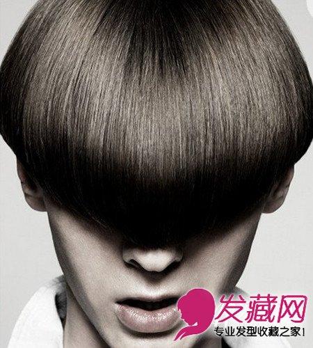 男士沙宣发型图片 非常有魅力的男士沙宣发型(3)图片