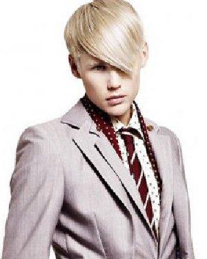 男士沙宣发型图片 非常有魅力的男士沙宣发型