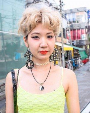 非主流发型图片 青春活力无极限