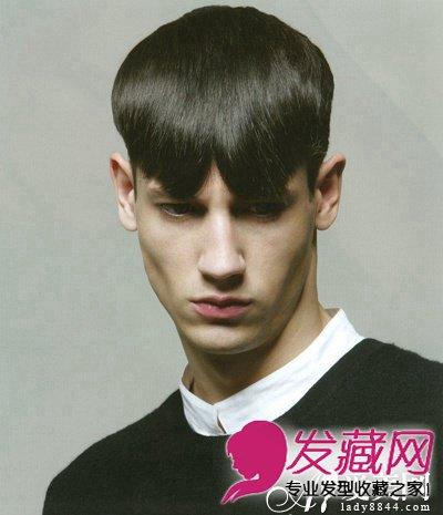 欧美潮男垄沟辫发型 低调奢华是王道(6)