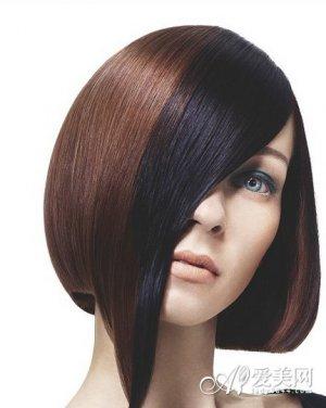 精选沙宣发型颜色 女生沙宣发型柔顺发丝显魅力
