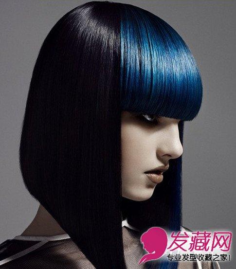 发型网 发型设计 直发发型 > 个性十足 齐刘海直发发型图片(8)  导读