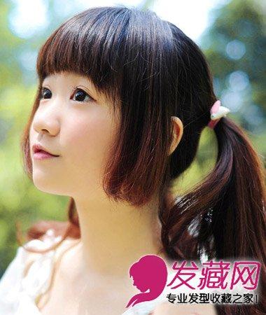 甜美发型教程图解 女生必备甜美发型教程 →马尾怎么扎好看 4款扎发