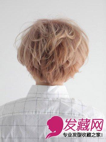 短发扎发教程图解 →短发怎么扎简单好看 中分帅气编发发型 →最新