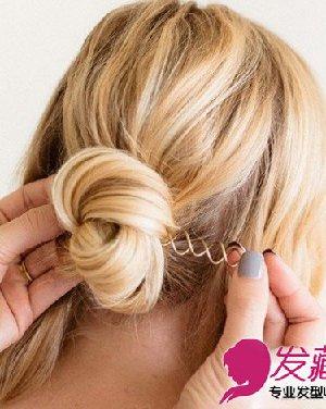 如何扎好看发型 超仙盘发发型设计