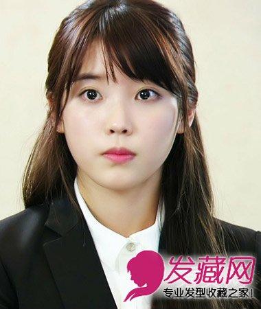 韩式清新公主范儿编发发型 女生节扮靓必备(3)