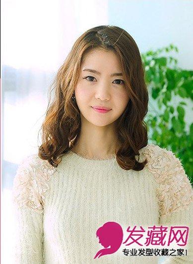 014流行什么发型 短发蛋卷头发型 5 韩式发型 发藏网图片