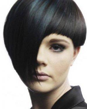女生冬菇头发型 个性冬菇头发型造型