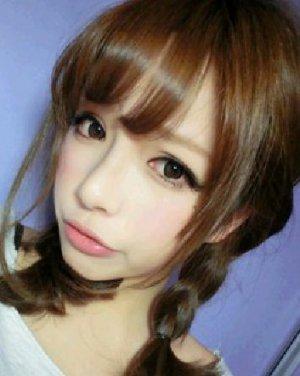 清纯甜美可爱发型 学院风长直发发型