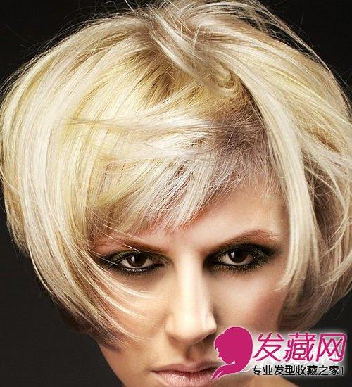 发型网 发型设计 短发发型 > 30岁女人发型 短发造型更显优雅  导读