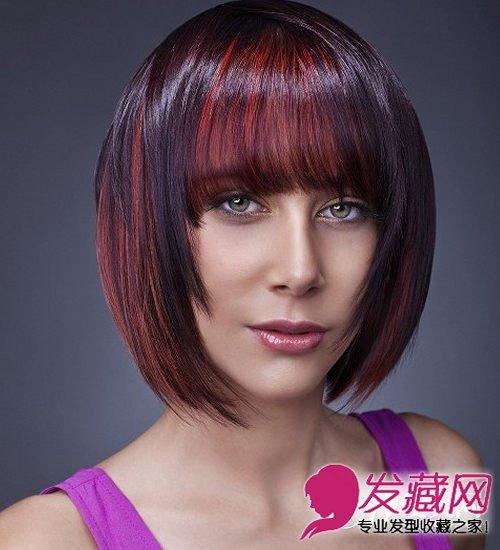 30岁女人发型 短发造型更显优雅(3)图片