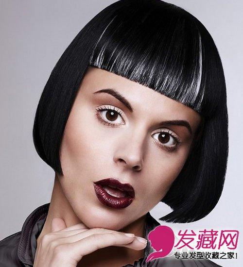 30岁女人发型 短发造型更显优雅(5)图片