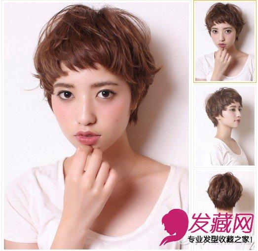 内卷短发发型设计 短发控夏天必看图片