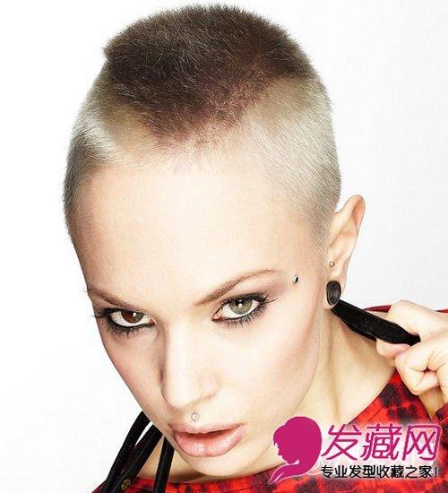 【图】女生无刘海短发发型
