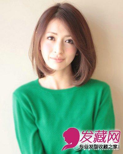 矮个子女生发型 发型增高不是问题(3)