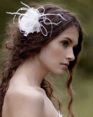 清纯森系新娘发型 稳重大气的气质低调奢华