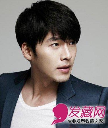 玄彬的这款清爽的韩式男发型也是不少职场男士的最佳选择,无需烫染图片