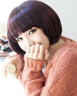 短发做法弄最好看内扣女生最流行v短发豆腐瘦脸图片