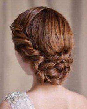 【新娘头型】_发型图片大全_发藏网图片
