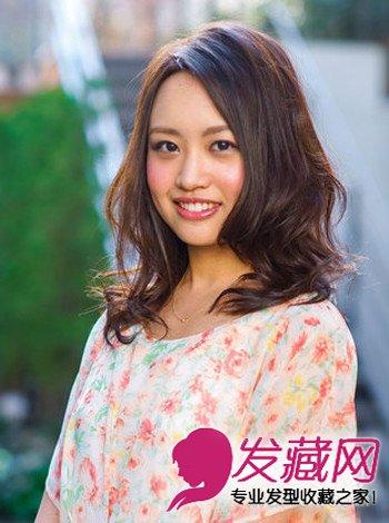 小脸适合的发型 女生短发发型显得简单时尚(8)图片