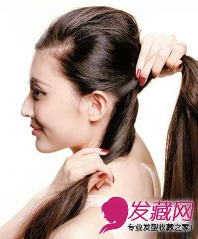 春季出游头发怎么扎 3款仙气发型正流行 →欧美女星都爱这款扎发 6图片