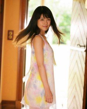 日本奶茶妹有村架纯 清纯发型甜美治愈