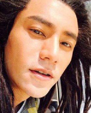 陈坤新发型似冯绍峰 王菲gaga也爱脏辫发型图片