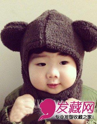 韩国可爱萌宝宝