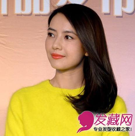 明亮的大眼睛甜美的 →刘诗诗天线宝宝不算啥!