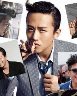 平凡路人潮流起来 学邓超发型变酷帅型男