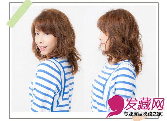 发型设计与脸型搭配 看准脸型找发型(2)