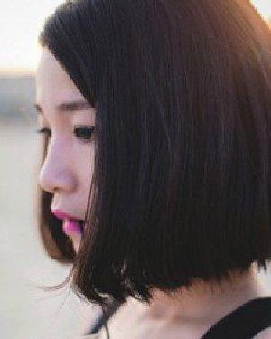 三款差别的短发扎发 夏日短发怎么扎(7)图片