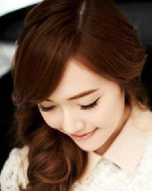 韩式甜美编发发型 适合圆脸韩式