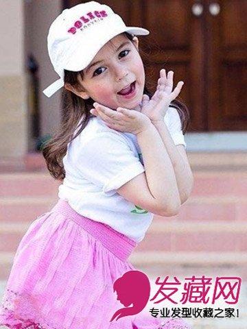 【图】六一儿童节 适合小女孩的9款可爱发型图片